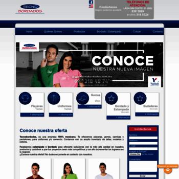 tecnobordados.com.mx at WI.   Playeras Tecnobordados    b56162893821e