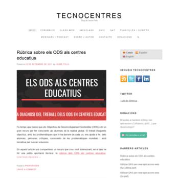 Tecnocentres.org thumbnail
