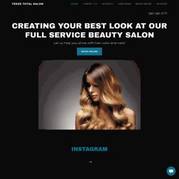 Teezesalon.net thumbnail