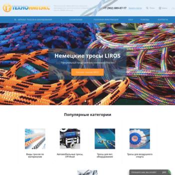 Tehnoimpex.ru thumbnail