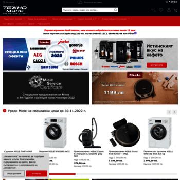 Tehnomix.bg thumbnail