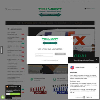 Tekmart.co.za thumbnail