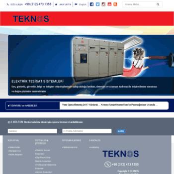 Teknos.com.tr thumbnail