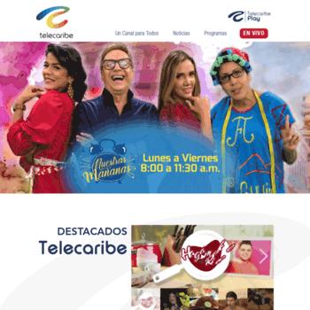 Telecaribe.com.co thumbnail