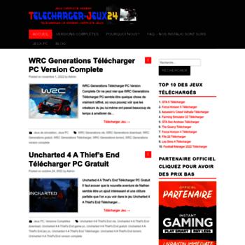 Telecharger-jeux24.fr thumbnail