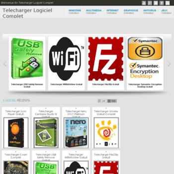 Telecharger-logiciel-complet.ga thumbnail