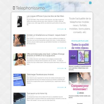 Telephonissimo.fr thumbnail