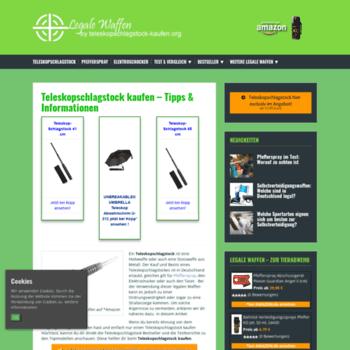 Teleskopschlagstock-kaufen.org thumbnail