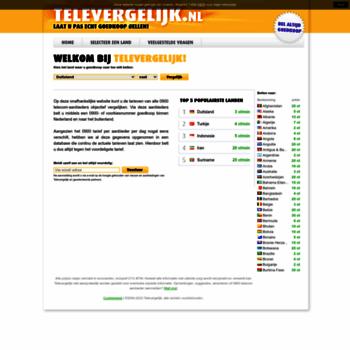 Televergelijk.nl thumbnail