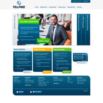 Tellfree.net thumbnail
