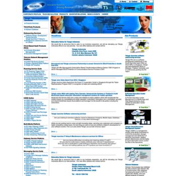Telogic.com.sg thumbnail
