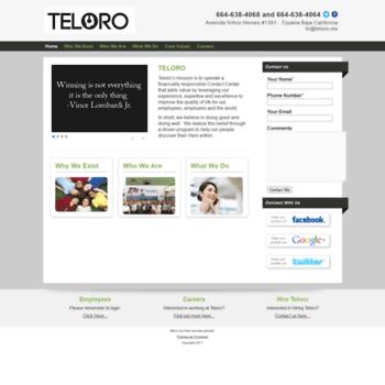 Teloro.mx thumbnail