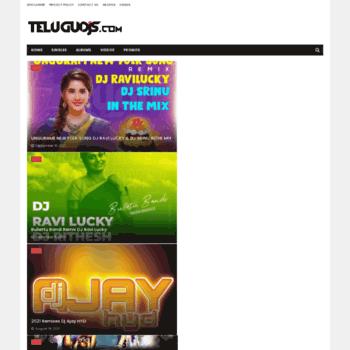 Telugudjs.in thumbnail