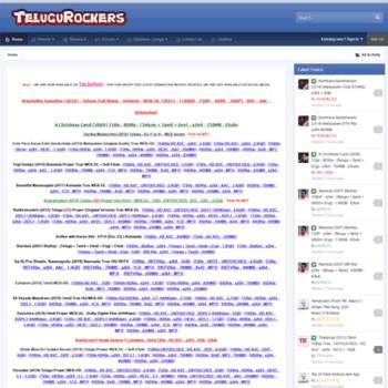 Telugurockers.club thumbnail