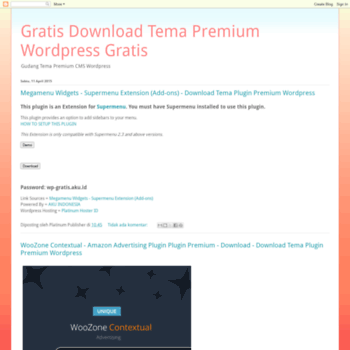 Tema-premium-gratis.blogspot.com thumbnail