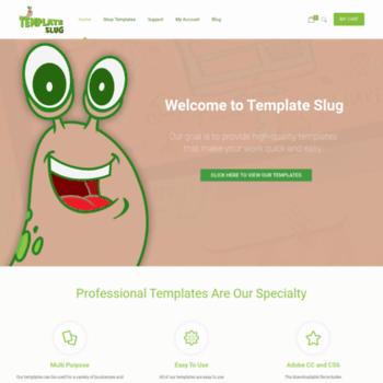 Templateslug.com thumbnail
