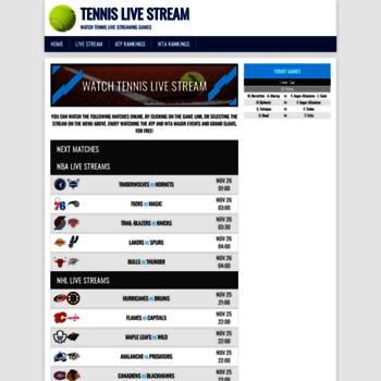 Tennis-stream.net thumbnail