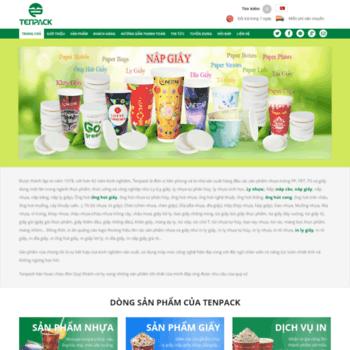 Tenpack.com.vn thumbnail