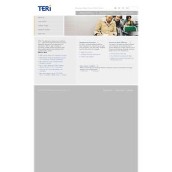 Teri.org thumbnail