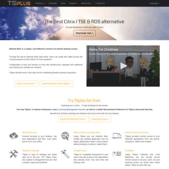 Tsplus download