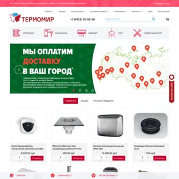 Termomir31.ru thumbnail