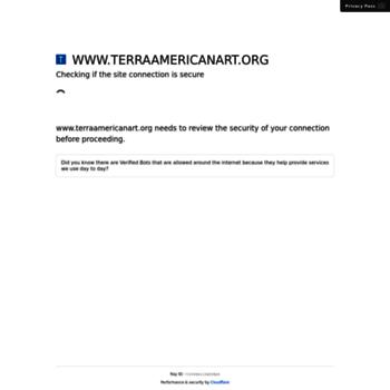 Terraamericanart.org thumbnail