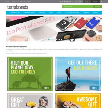 Terrabrands.co.za thumbnail