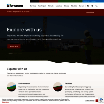 terracon com at WI  Consulting Engineers and Scientists