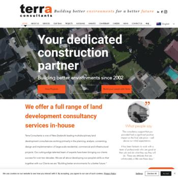 Terragroup.co.nz thumbnail