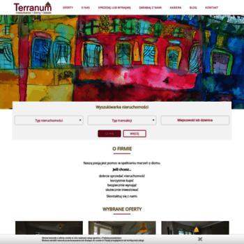 Terranum.pl thumbnail
