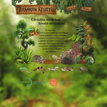 Terrariumkeszites.eu thumbnail