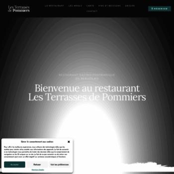 Terrasses De Pommiers Com At Wi Les Terrasses De Pommiers
