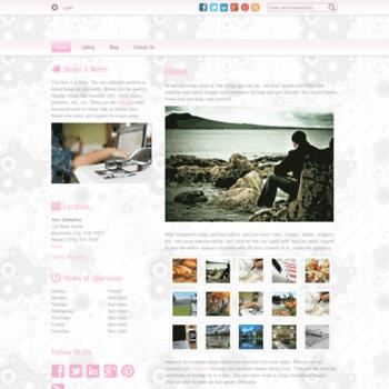 Веб сайт terryagembovich.doodlekit.com
