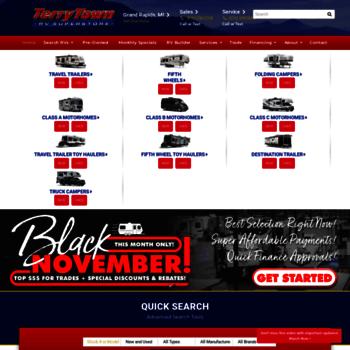 Rv Dealers In Grand Rapids Mi >> Terrytownrv Com At Wi Terrytown Rv Grand Rapids