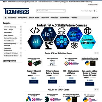 Tertiarycourses.com.sg thumbnail