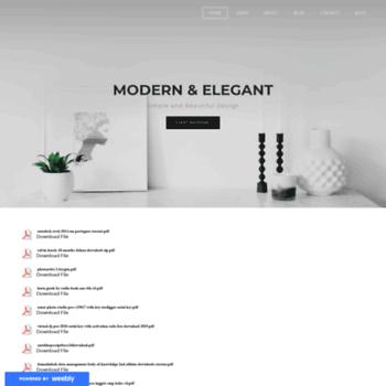 Веб сайт tesdiaticku.weebly.com