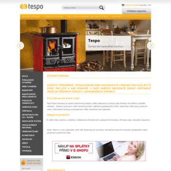 Tesposhop.cz thumbnail