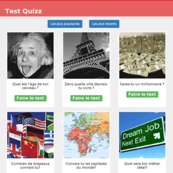 Test-quizz.fr thumbnail