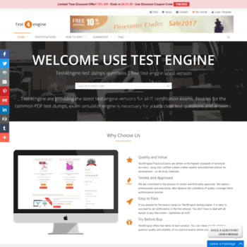 test4engine com at WI  Test4Engine test dumps questions