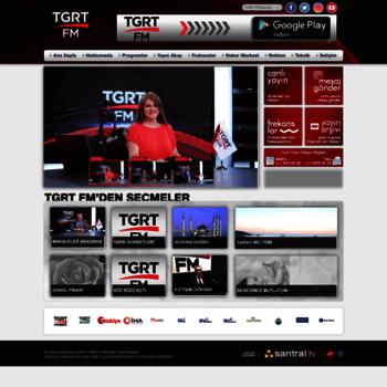 Tgrt-fm.com.tr thumbnail