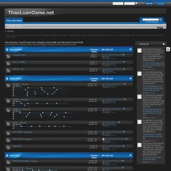 Thaoluangame.net thumbnail