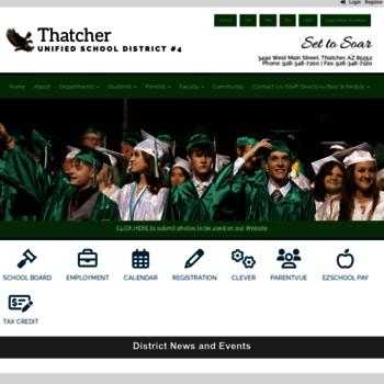 Thatcherud.org thumbnail