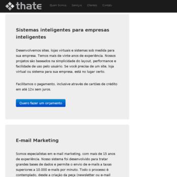 Thate.com.br thumbnail
