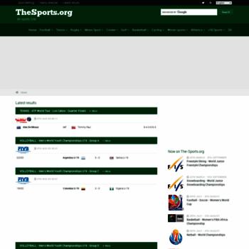 The-sports.org thumbnail