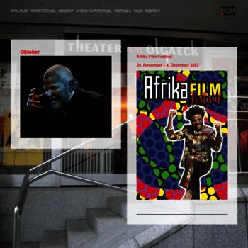 Theateramolgaeck.de thumbnail