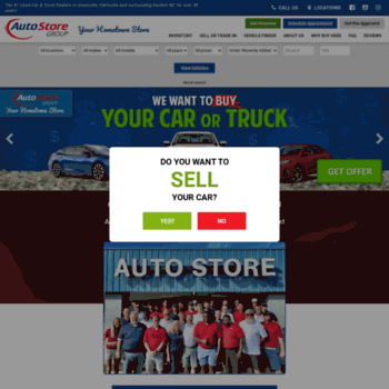 Auto Store Of Greenville >> Theautostoregroup Com At Wi Auto Store Group Greenville Wilson