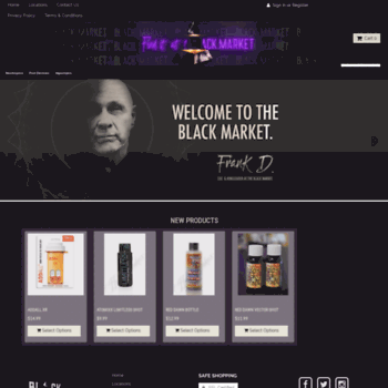 Theblack.market thumbnail