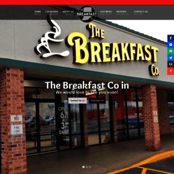 Thebreakfastco.net thumbnail