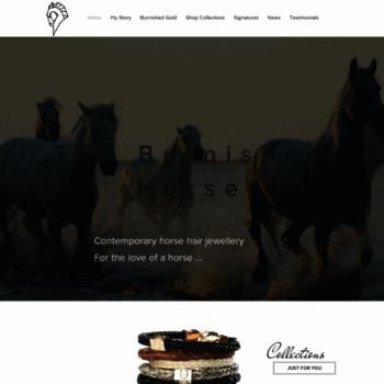 Theburnishedhorse.co.uk thumbnail