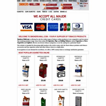 Thecigaretteshop.net thumbnail